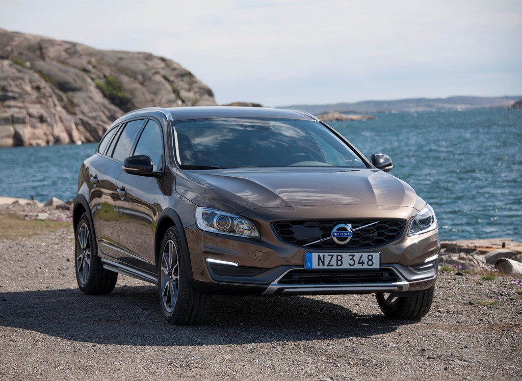 Volvo V60 D4 Cross Country AWD
