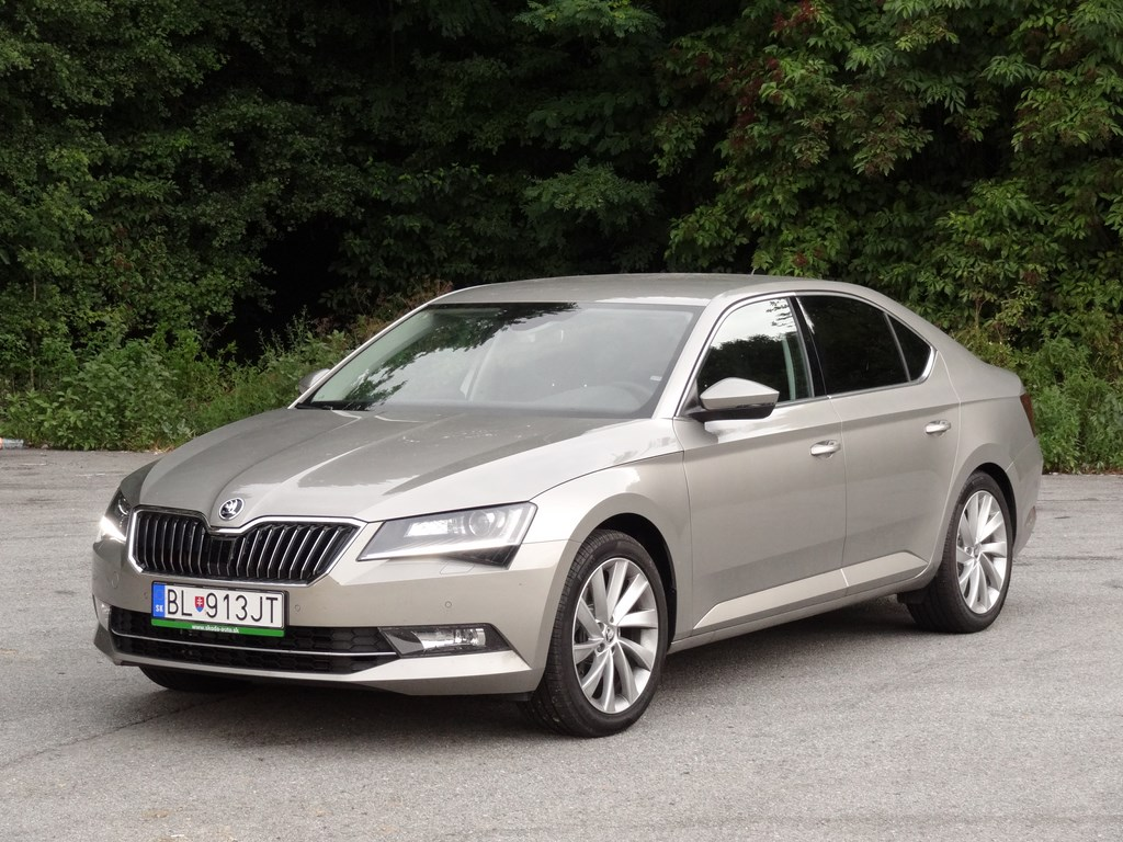 Škoda Superb III. 2.0 TDi